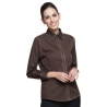 women long sleeve coffee shirt