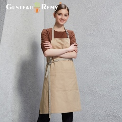 fashion cotton household mom cooking apron