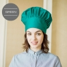green chef hat