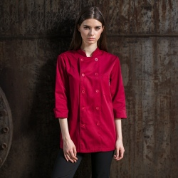 fashion trend upgrade Pastry Chef jacket coat uniform