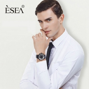 60% cotton men's long sleeve shirts company uniform
