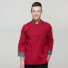 wine chef jacket