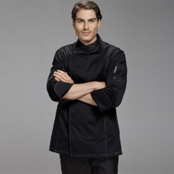 new design restaurant head chef jacket blouse uniform