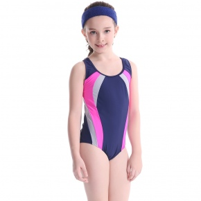 cheap price children girl swimwear for swim spa