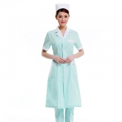short sleeve summer nurse uniform