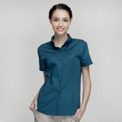 summer Chinese hot pot restaurant waitress staff uniform
