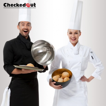 Exclusive first level restaurant hotel kitchen chef's coat uniform discount