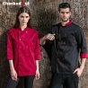 hot sale double breasted cheap chef jacket chef coat uniform