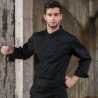 upgrade double breasted fashion restaurant chef jacket uniforms