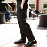 high quality stripes restaurant chef pant trousers uniform