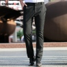 black color chef working pant trousers uniform for men and women