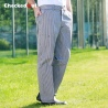 small checkered chef work trousers uniform chef pant