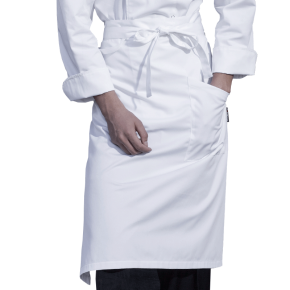 high quality restaurant cafe bar wait staff apron chef white apron wholesale