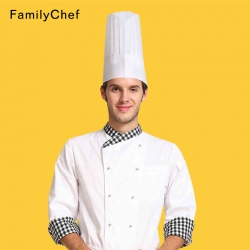 high quality paper disposable chef hat white black color 20 pcs/lot wholesale