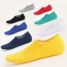 summer fashion combed cotton ankle length thin men socks