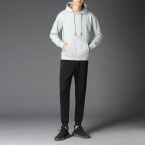 fashion casual hooded men sports wear jacket pant