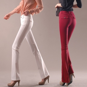 summer breathable thin women pant jeans