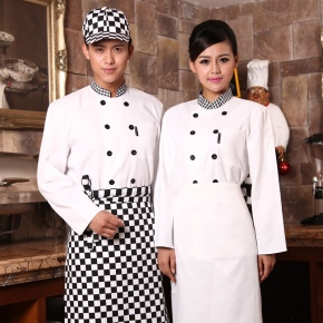 fashion anti-fading good quality chef coat