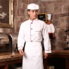 high quality standard chef uniform coat autumn