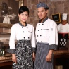 casual professional restaurant chef both for men and women