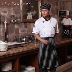 fashion brand quality chef uniform summer