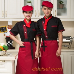 senior chef master uniform workwear