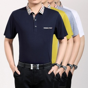 best quality fashion casual men's clothing T-shirt