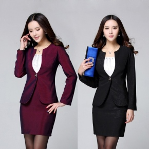 women skirt suits work