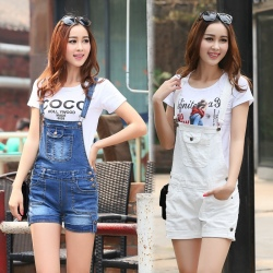 new sweety short design Korea style women's girl's rompers jumpstuis