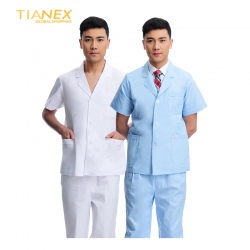 2015 short sleeve summer man nurse doctor drugstore discount