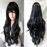 multi-colors colorful long cosplay wigs,hair extension