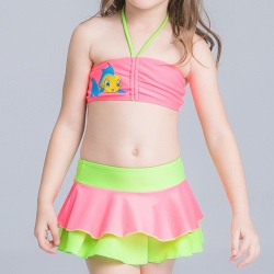 sunflower child swimwear girl swim wear
