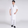 white coatsummer thin high quality hospital uniform doctor coat