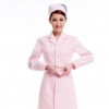 Pinkfree shipping,solid color long sleeve autumn Nurse suit coat uniform