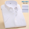 color 1summer men short sleeve office business men shirt