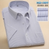 color 8summer men short sleeve office business men shirt