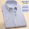 color 10summer men short sleeve office business men shirt