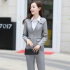 color 3Korea women suit office lady pant suits