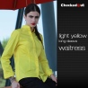 color 1checkedout high quality eye-catching color buttonless waitress waiter shirt uniform