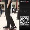 color 1high quality stripes restaurant chef pant trousers uniform