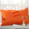 color 1cotton fabric comfortable pillowcase 20 colors 48 x 74 cm
