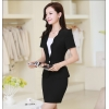 black skirt suitshigh quality office secretary uniform work skirt suits