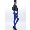 spphiresexy low waist PU leather young girls legging pant