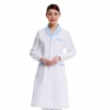 women white (light blue collar)fashion design new doctor men and women nurse hospital workwear uniform
