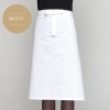 Whiteclassic half length high quality chef aprons
