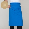 acid blueclassic half length high quality chef aprons