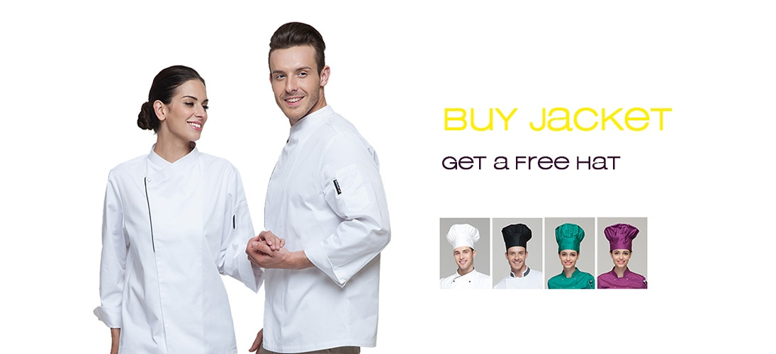 buy jacket get free hat